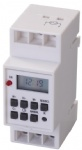 Din rail timer,programmable digital timer